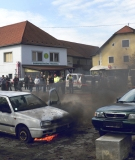 Dan odprtih vrat in velika požarna vaja v PGD Žužemberk, oktober 2015