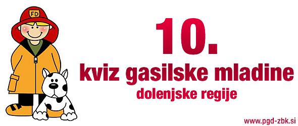 10. kviz gasilske mladine dolenjske regije 2013