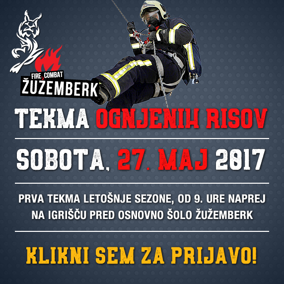 Fire Combat 2017 - Tekma Ognjenih risov