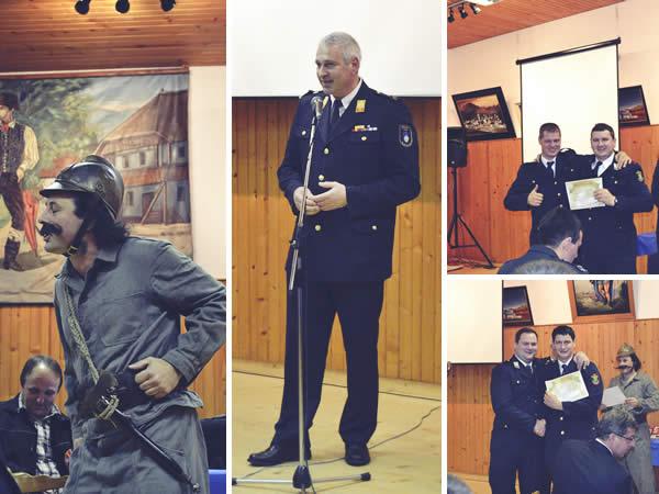 Zaključek tekmovanja Fire Combat 2013