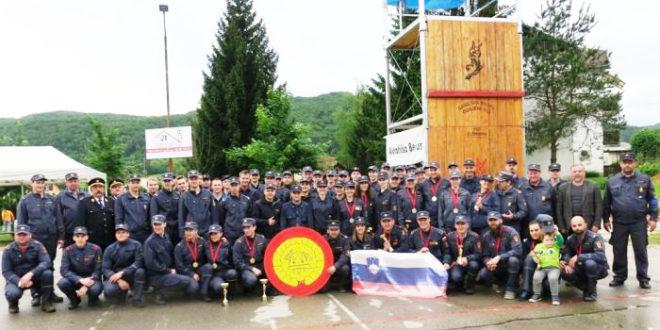 Fire Combat Žužemberk 2016  Zahvala Organizatorja
