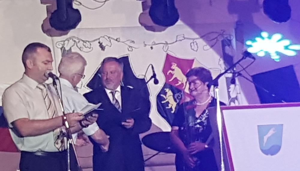 PGD Žužemberk prejelo občinsko priznanje
