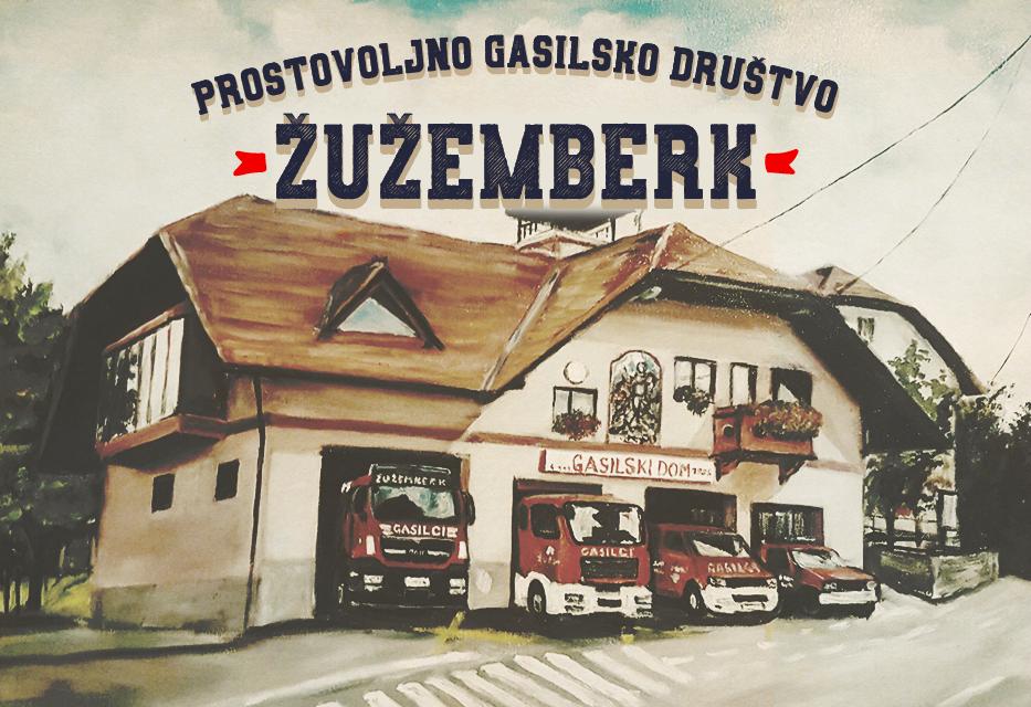 Gasilski dom Prostovoljno gasilsko društvo Žužemberk