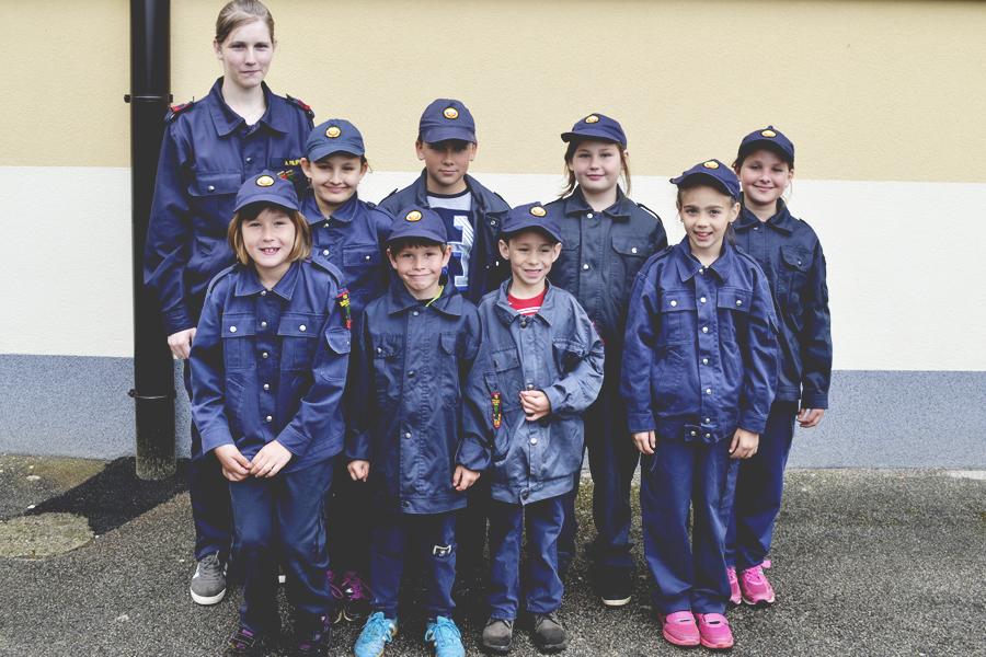 Pionirsko - mladinsko tekmovanje Gasilske zveze Novo mesto