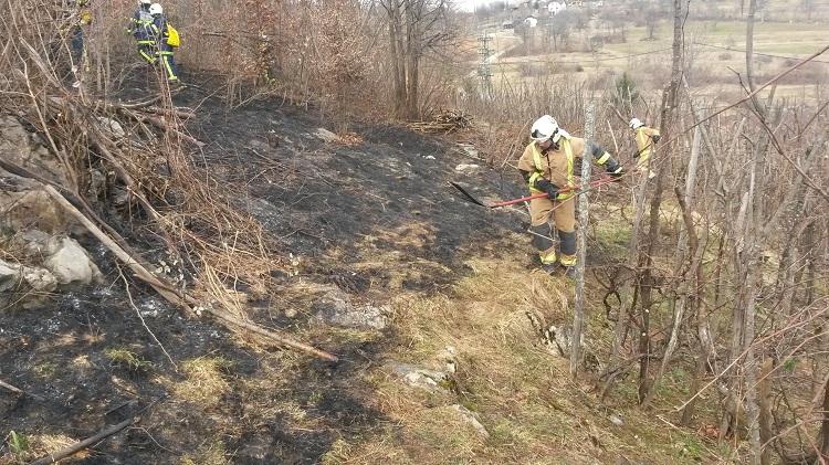 Travniški požar
